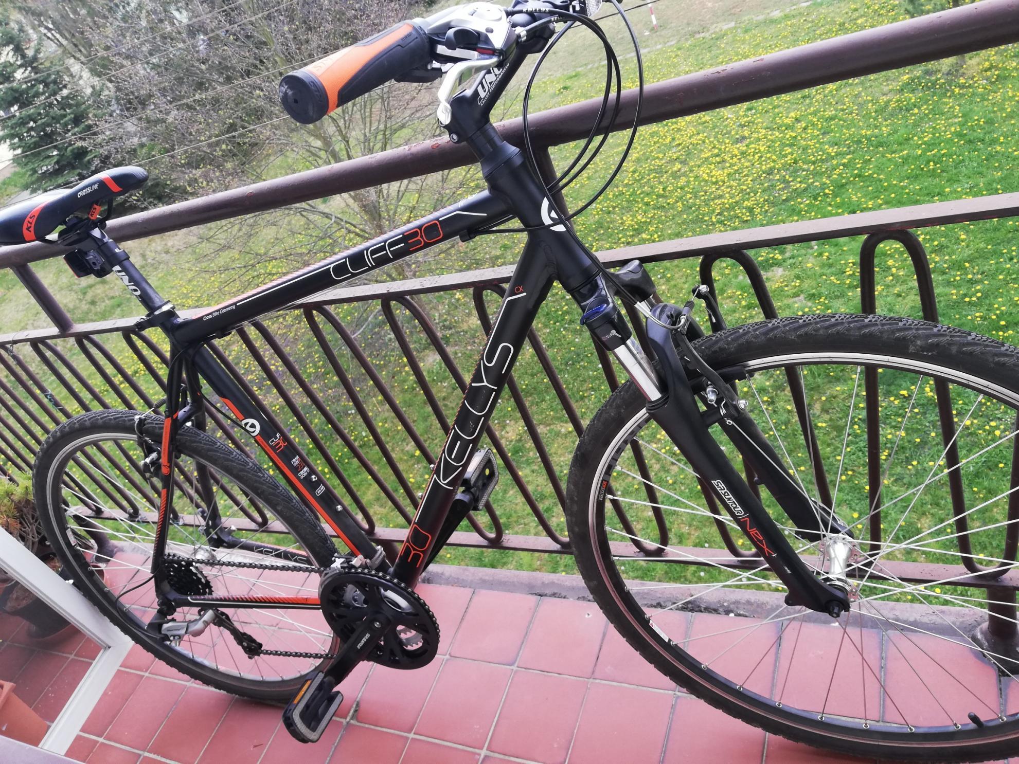 cyklo cross kolo - CLIFF 30